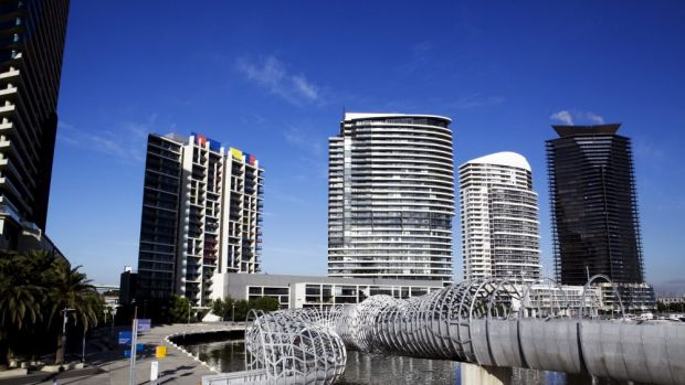 City apartments in Sydney and Melbourne are attracting plenty of foreign buyers.