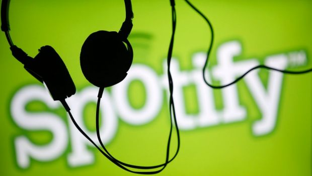 Spotify says music piracy in Australia is on the way down.