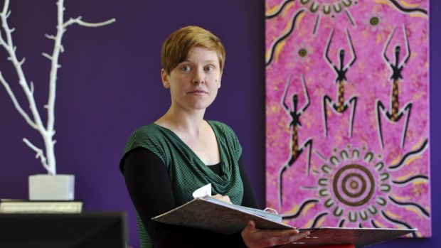 Heidi Yates, director of the ACT and region's Women's Legal Centre, said federal cuts mean more assistance may have to ...