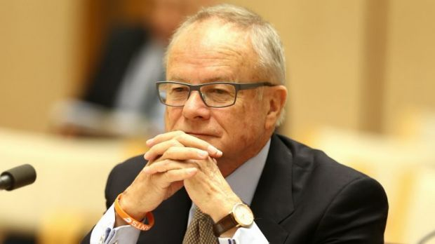 """""""Herein lies the problem with the proposed budget measures, Tony Shepherd. All areas are not making a contribution."""""""