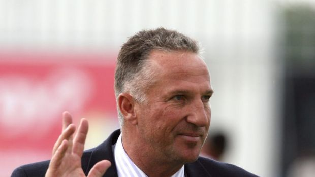 Ian Botham has given a scathing assessment of his former team.