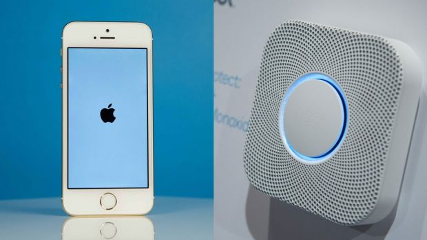A report says Apple will introduce a system that lets iPhones control home appliances, which could help the company ...