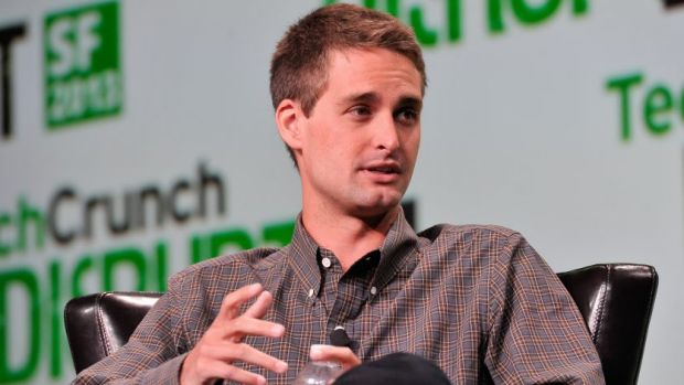 Snapchat CEO Evan Spiegel has cancelled a Q&A at Sydney University.