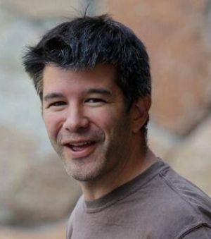 Uber chief executive Travis Kalanick