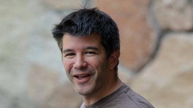 Wanted in South Korea: Uber chief executive Travis Kalanick