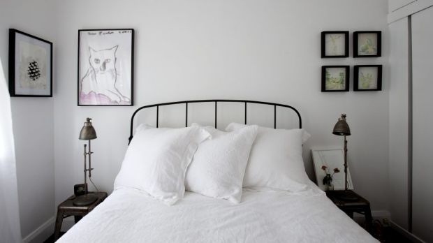 Making your bed reinforces the fact that little things in life matter.