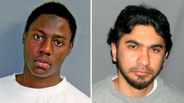 Umar Farouk Abdulmutallab, left, who tried to bomb an airplane, and Faisal Shahzad, who tried to set off a car bomb in ...