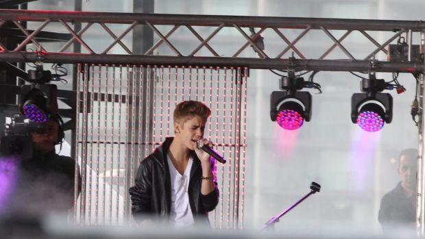 Why do we have an insatiable appetite for Justin Bieber?