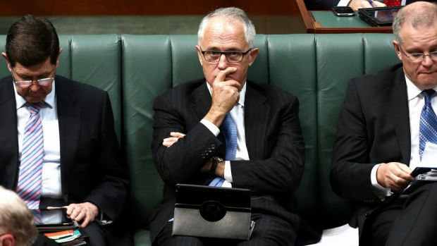 He won't be typecast. He has ideas that challenge the norm. What's more, people listen: Malcolm Turnbull.