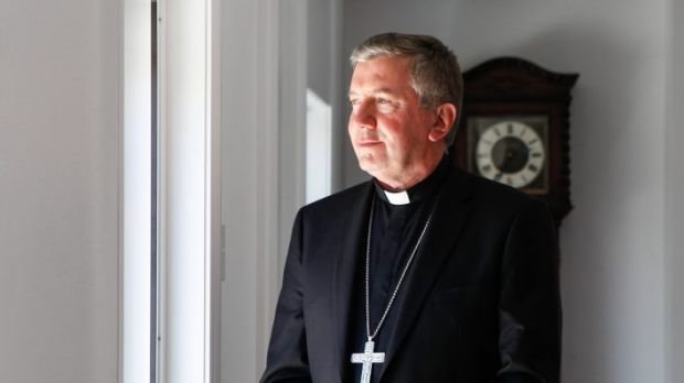 Catholic Archbishop of Canberra and Goulburn, Christopher Prowse.