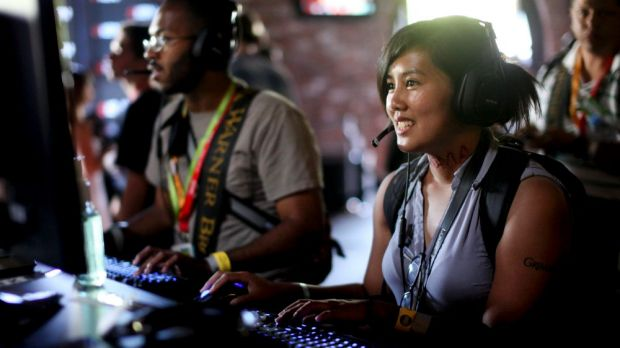 The study found gamers are more likely to be social and more likely to be employed full-time