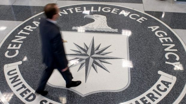 Secrets walking out: contractors are believed responsible for the CIA leak.