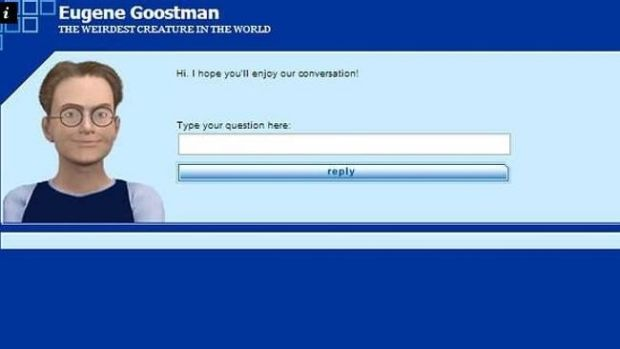 Did Eugene Goostman really answer the questions, or did he just give preset answers based on keywords?