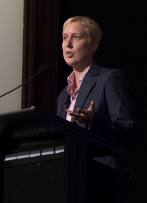 ACTU vice president and campaign director Sally McManus is expected to be a contender for secretary.