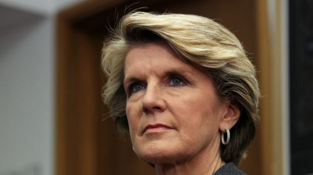 """Refusal to describe East Jerusalem as """"occupied"""": Not the first time Foreign Minister Julie Bishop has broken a ..."""
