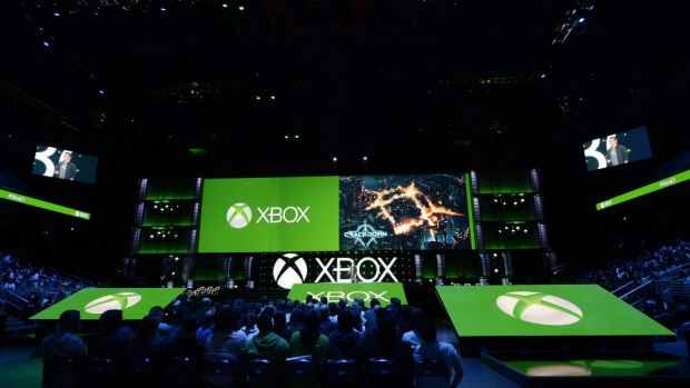 Phil Spencer takes the stage to outline what Xbox One owners will be playing for the rest of the year and beyond.