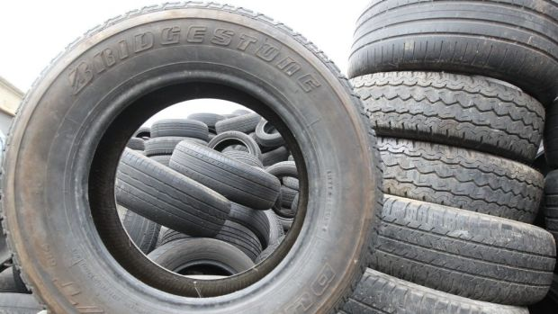 The latest sensors can monitor whether tyres are being uniformly heated.