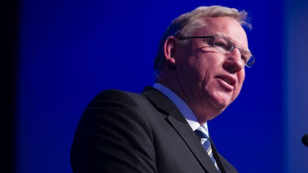 Former deputy premier Jeff Seeney believes his talents are being overlooked.