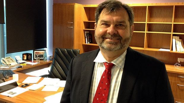 Tim Carmody, newly-named chief justice.