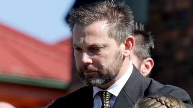 Murder accused Gerard-Baden Clay.
