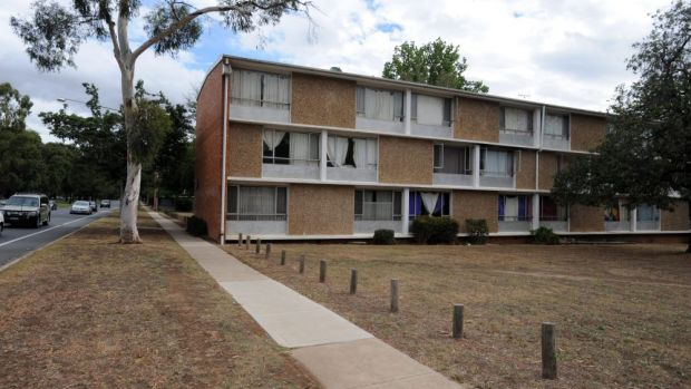 The Northbourne Flats.