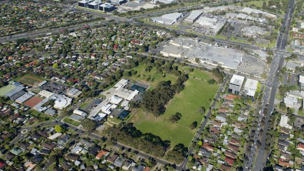 Sell off: Brandon Park Secondary College in Wheelers Hill was sold for $47.5 million but sits in an infrastructure-rich ...