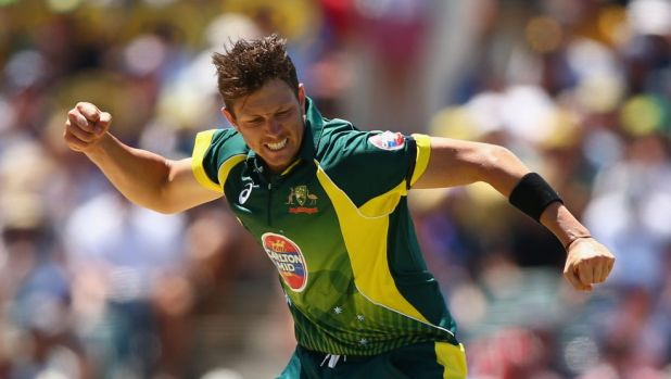 Back in business: James Pattinson
