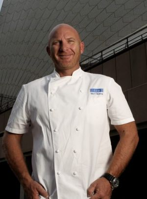 Stepping in: Matt Moran's Aria Catering to run Bennelong during tender process.