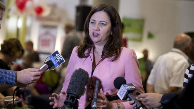 Annastacia Palaszczuk has promised Labor will improve government accountability if it wins power.