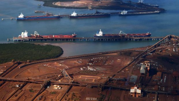 The prolonged industrial dispute at Port Hedland has resulted in new tugboat arrangements at Port Hedland.