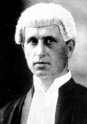 Thomas McCawley, Queensland's fifth Chief Justice.