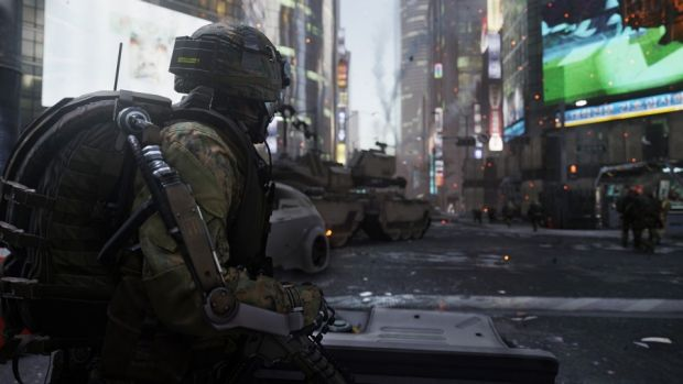 <i>Call of Duty: Advanced Warfare</i> looks to shake up the style and gameplay of gaming's biggest annual franchise.