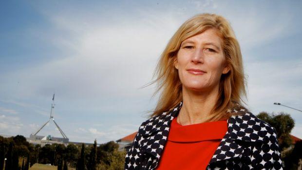 Deloitte's Canberra office managing partner Lynne Pezzullo.