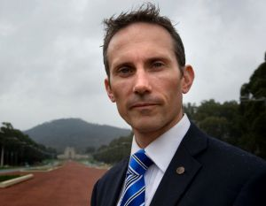 Shadow assistant treasurer Andrew Leigh: He says the public service is not a pork barrel.