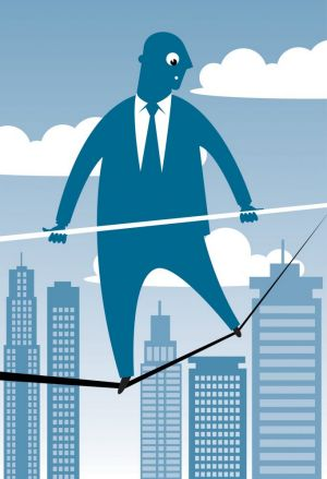 Global markets are teetering and need the steadying hand of policy makers.