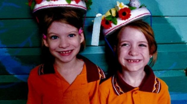 Missing 7-year-old girls, Bronte and Isabella Watter.