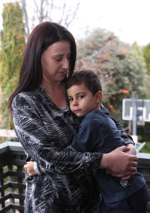 Mim Khoshaba said it's impractical for her son Justin to travel from their Strathmore Heights home to Oak Park Primary ...