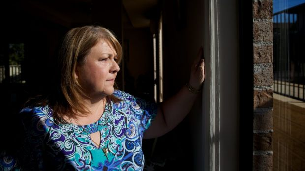 Carla Downes: One of the victims of jailed doctor Suresh Nair.