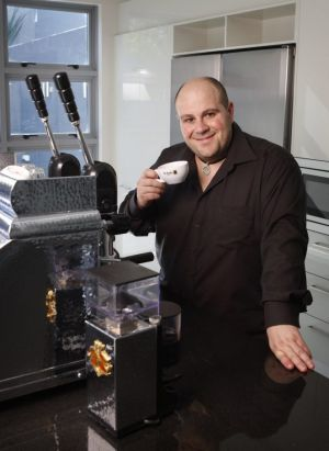 Brisbane coffee king Phil Di Bella.
