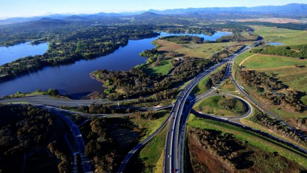 Canberra was built around cars and large-scale shopping centres, which will not dominate the future.