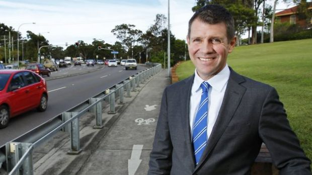 What's behind Mike Baird's privatisation push?