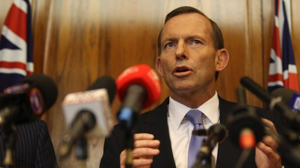 Former Liberal leader John Hewson is far from being the only person to be disappointed with the performance of Tony ...