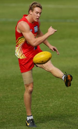 Gold Coast Lose Tom Lynch To Ban As Jarrad Waite Cleared