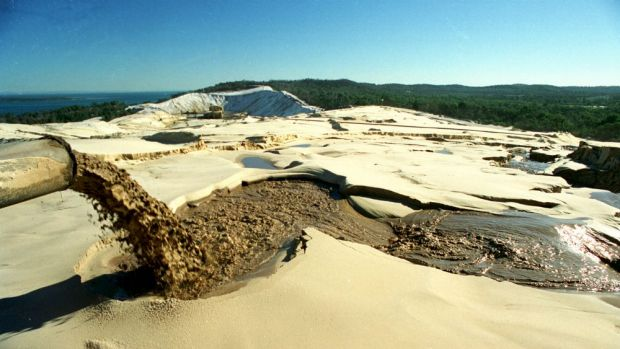 Compensation to North Stradbroke Island mine workers will be explained on Wednesday.The lease on Sibelco's Enterprise ...