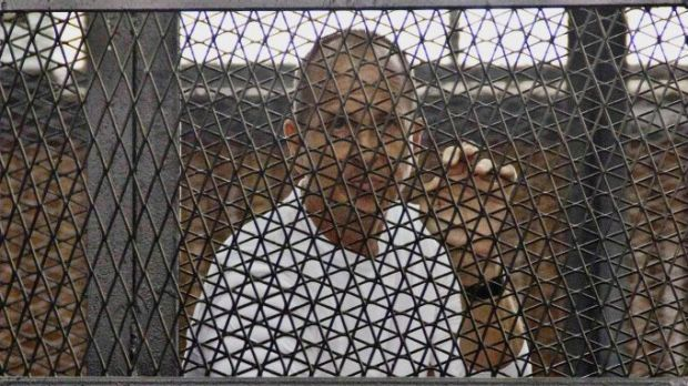 Peter Greste has been treated unjustly by a vicious and hysterical military regime.