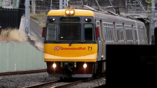 An issue at a level crossing near Bethania train station sparked delays as far north as Ferny Grove.