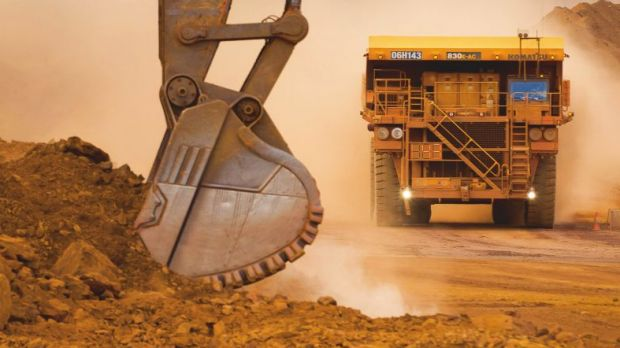 In 2015, BREE forecasts iron ore prices to average US$97.