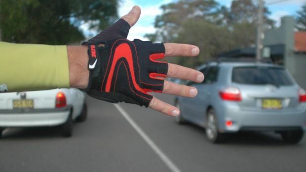 Gloves are off: Pedal Power has hit back at the ACT government's reaction to cyclist injuries.