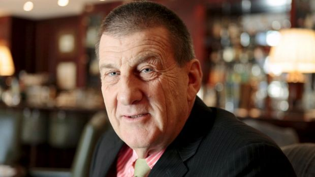 """Wonderful commission"": Jeff Kennett has been drawn into the Rinehart family dispute."