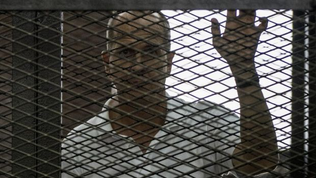 Jailed journalist Peter Greste: A reminder that governments can never be relied upon to defend human rights.